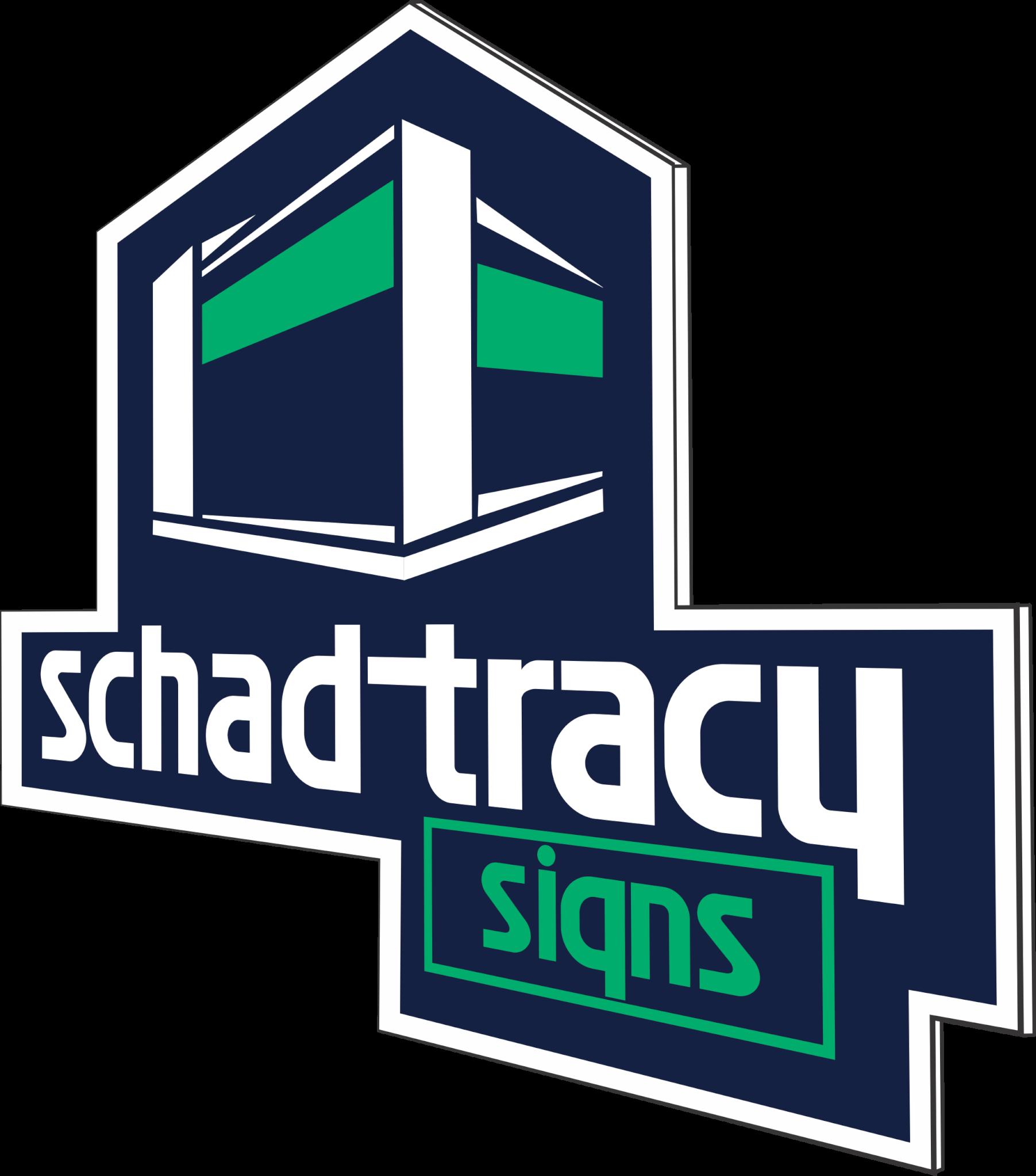 Schad Tracy Interior Signage